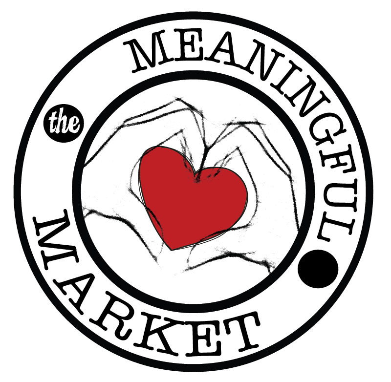 logo for the Meaningful Market